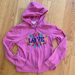Love ❤️ Hooded Sweatshirt